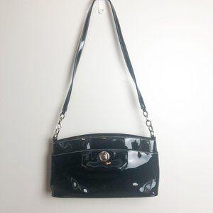 Vintage 90's Patent Leather Mini Bag